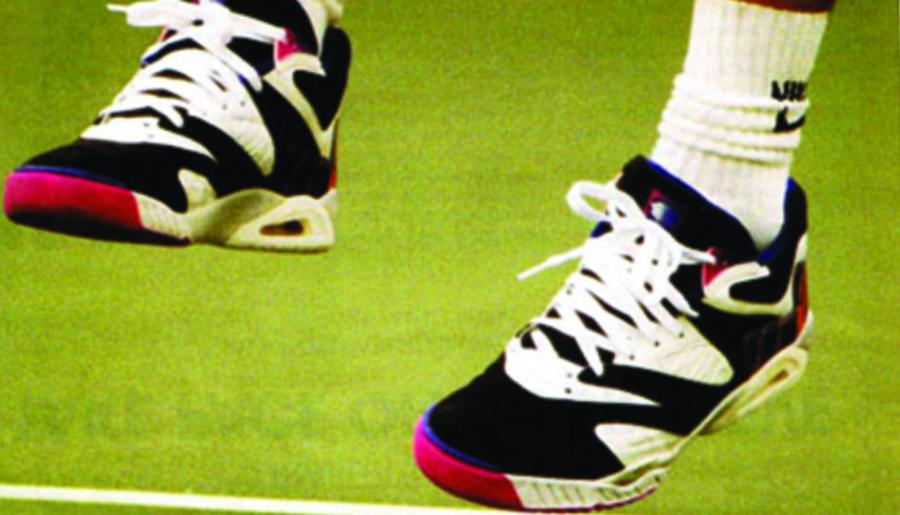 David Haye Running Shoes