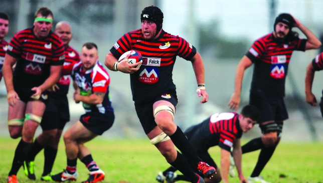 Jaen Botes is one of a large numbers of Sarries' departures in recent seasons.