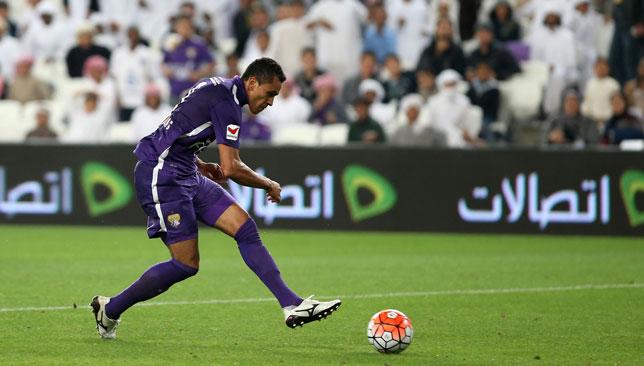 Douglas scored on debut.