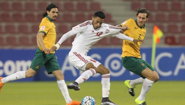 The UAE opened their AFC under-23 championships campaign with a win in Doha.