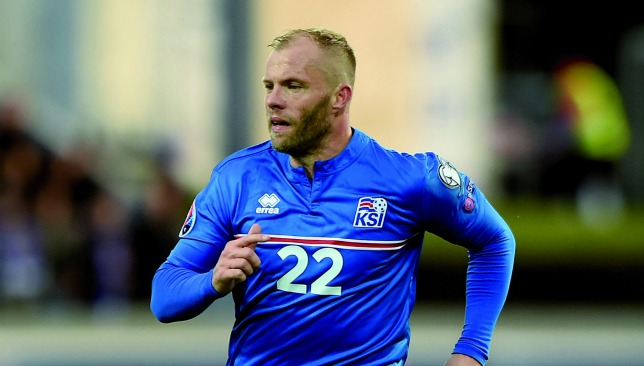 Eidur Gudjohnsen will crown 20 years of international football at Euro 2016.