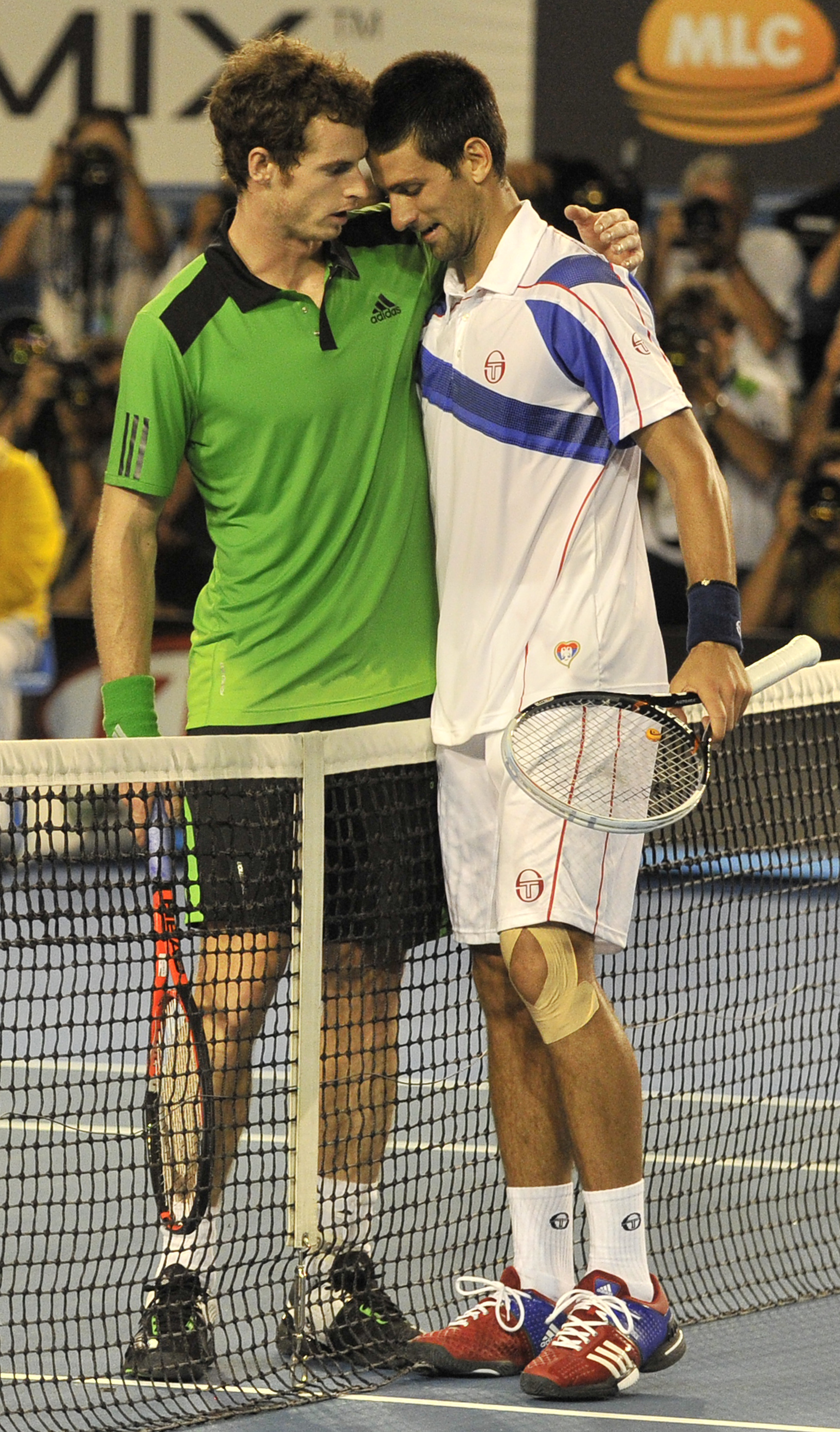 Djokovic And Murray S Australian Open Final Meetings Sport360 News