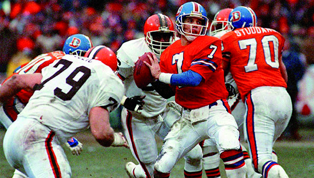 a report on the career of john elway