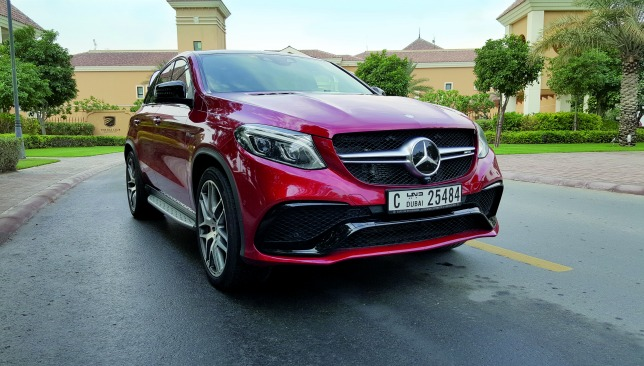 car of the week january 14 mercedes amg gle 63 s coupe article sport360. Black Bedroom Furniture Sets. Home Design Ideas