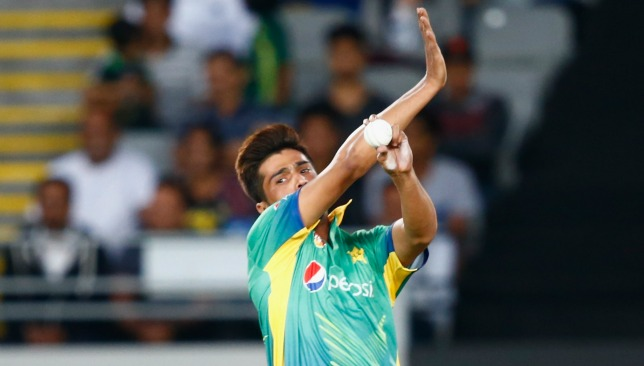 Pakistan fast bowler Mohammad Amir made a winning return to action for his country.