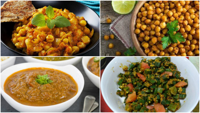 360fit: Five vegetarian Indian recipes for weight loss