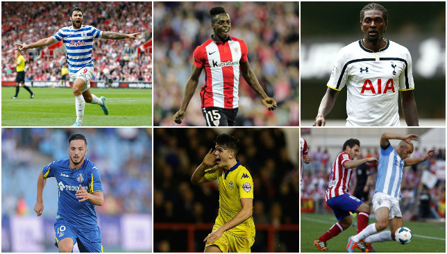 Which player would you like your club to sign?