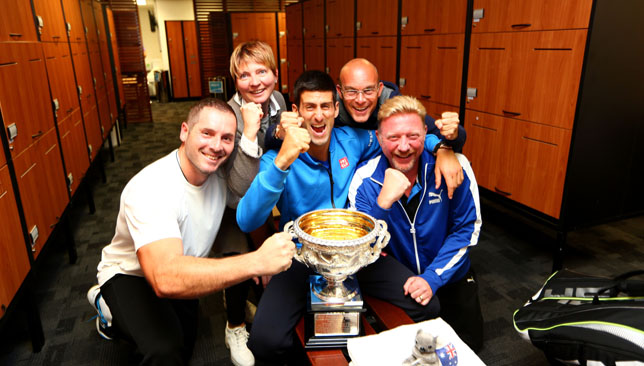 Inside Story How Team Djokovic Keep The World No 1 At The Top Sport360 News