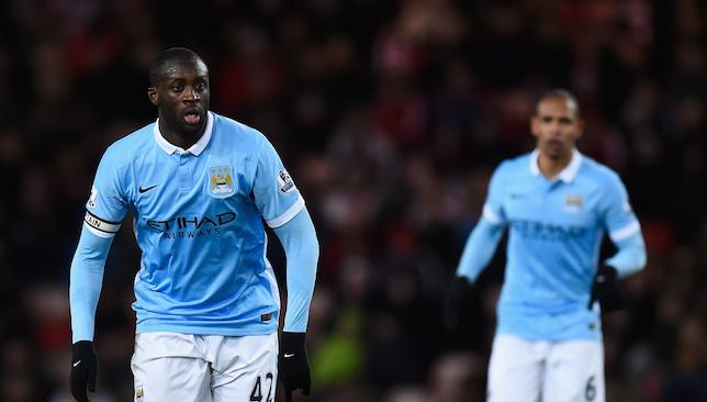 Big test: Manchester City.