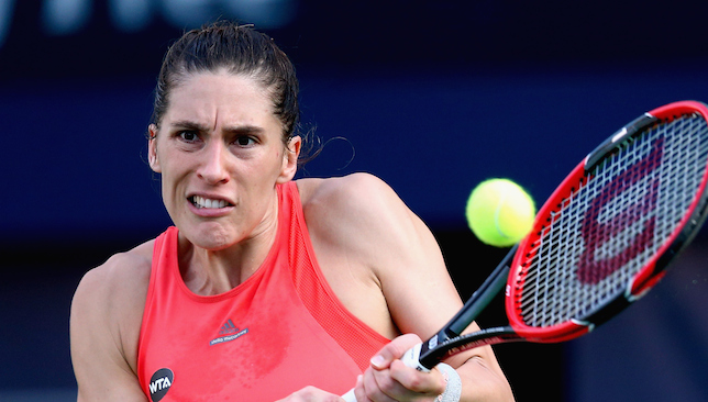 Moving on: Andrea Petkovic.
