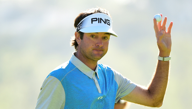 Joy of golf pure talent but bubba watson remains a for Mercedes benz of scottsdale tennis tournament