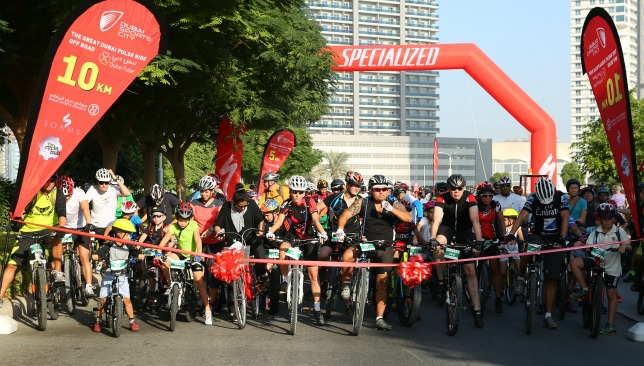 The Dubai Pulse Ride takes place on December 7 this year.