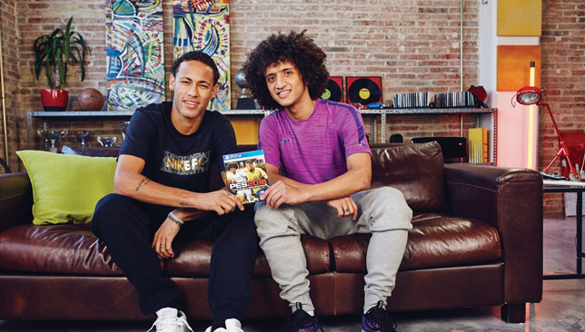 Pro Evolution Soccer taking on the might of FIFA with help from Omar ...