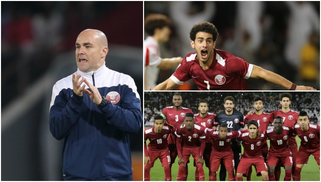 Qatar lost to South Korea in the Asian Under-23 Championship semis.