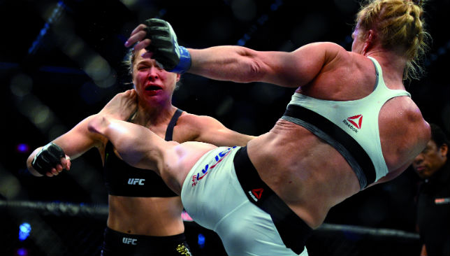 Ronda Rousey is struggling to come to terms with the defeat to Holly Holm at UFC 193.