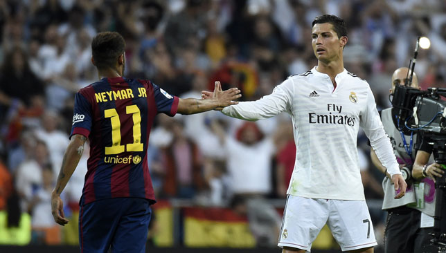 video-birthday-battle-spain-la-liga-real-madrid-barcelona-neymar-cristiano-ronaldo-copa-90-sport360