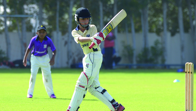 Future of the game: Desert Cubs have around 800 registered cricketers.