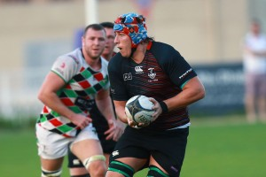 Rinus Bothma is missing for Exiles this week