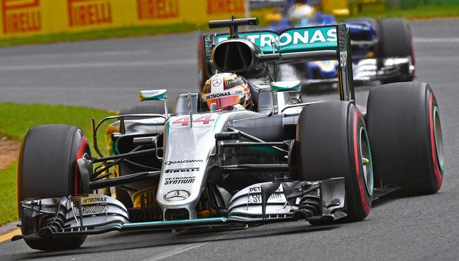 Lewis Hamilton on pole at Australian Grand Prix as new-look
