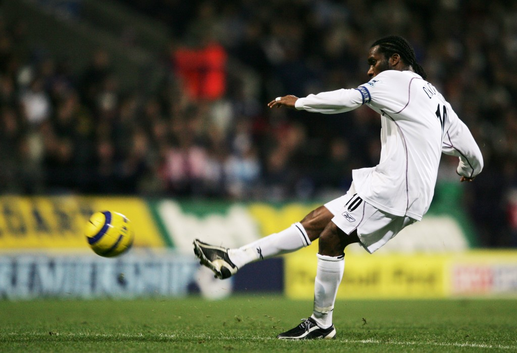 Jay Jay Okocha starred during the glory days for Bolton.
