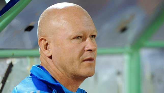 Ivan Hasek has replaced Diego Maradona at Fujairah.