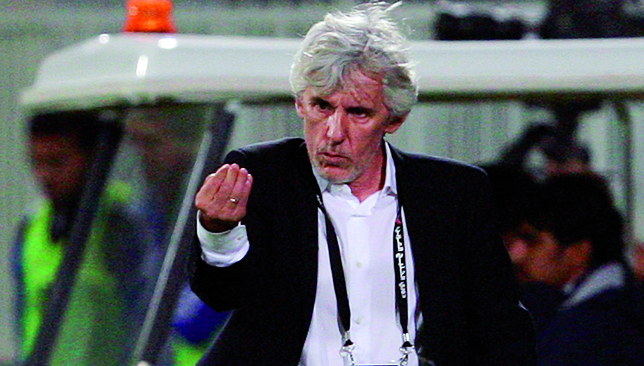 Ivan Jovanovic has returned to Al Nasr and had a huge effect on the club.