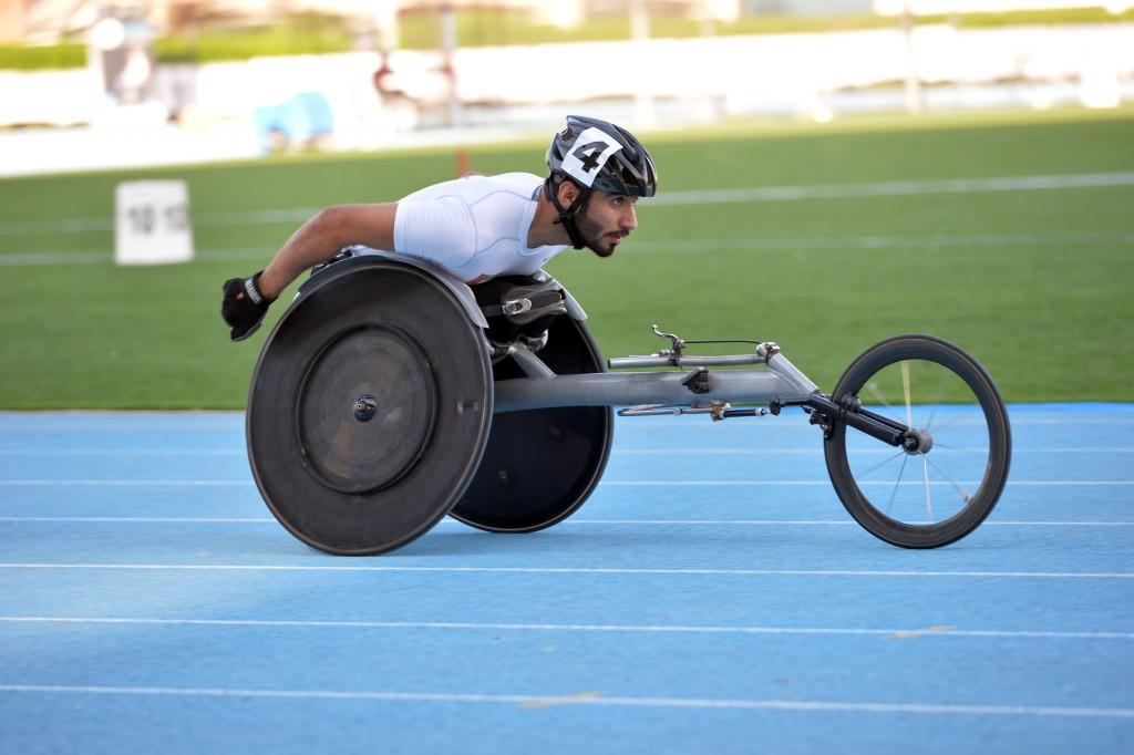 Mohammed Al Hamadi IPC Athletics Asia Oceania