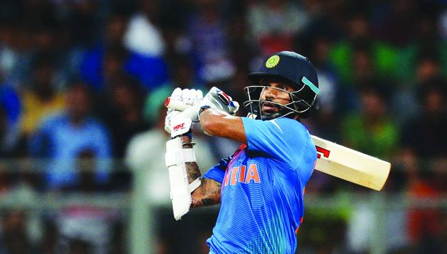 Shikhar Dhawan steps up but India fall short against South ...