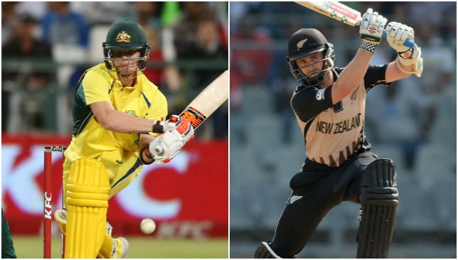 Steve Smith and Kane Williamson will look to get their team on the front foot.