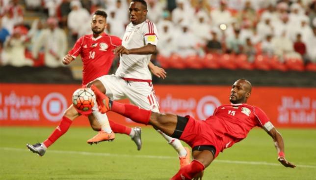 UAE-Football
