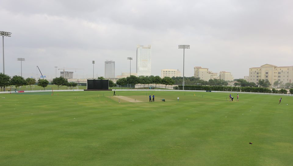 The U-19 final will take place at the ICC Academy, Dubai.