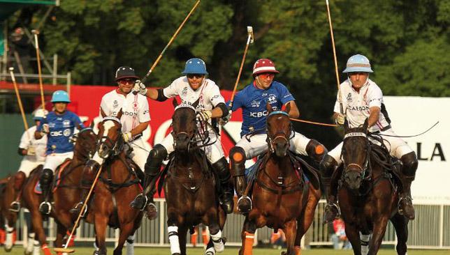 Jaeger-LeCoultre Polo Ambassador Eduardo Novillo Astrada.