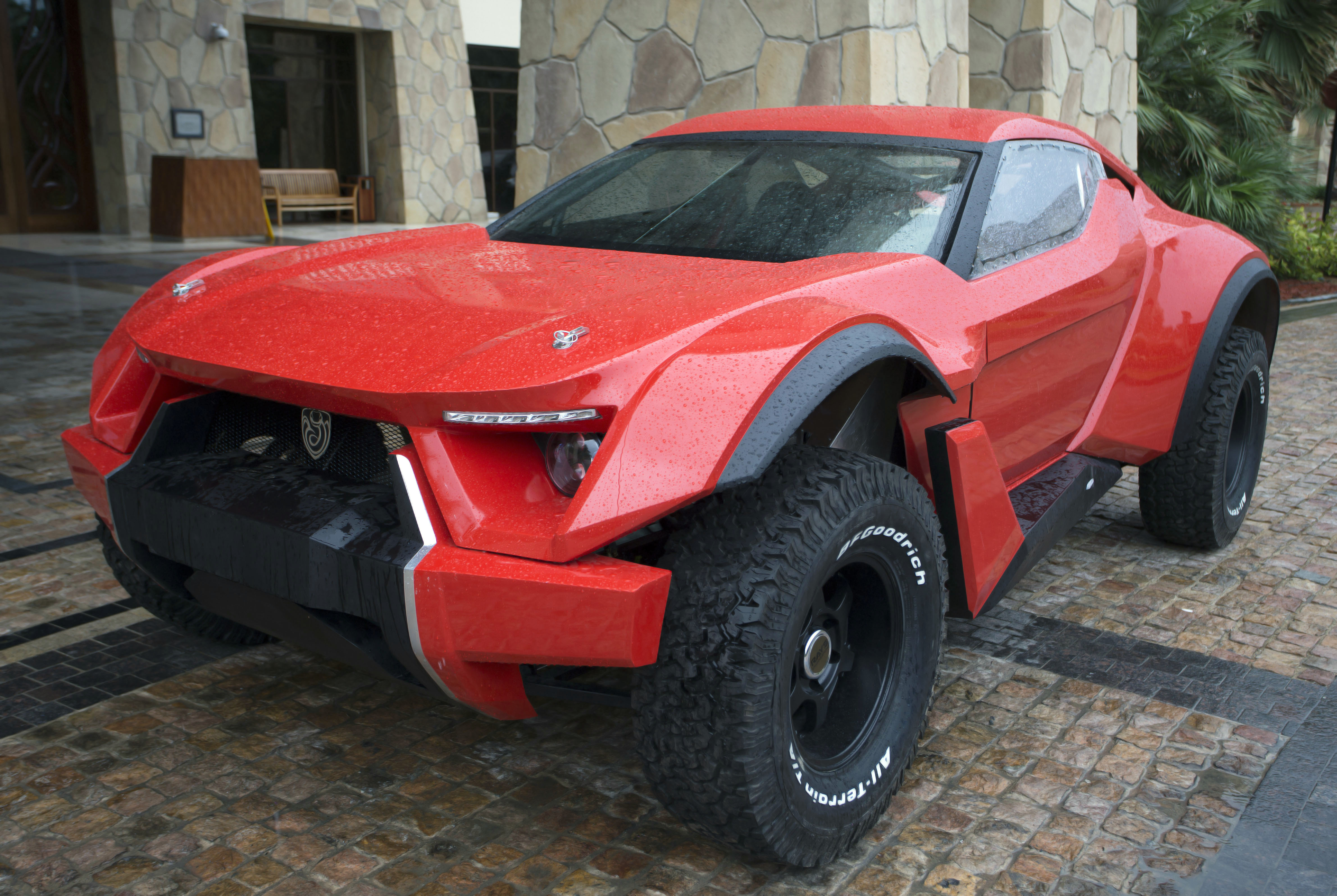 Exclusive First Pictures Of Zarooq Sand Racer Built In