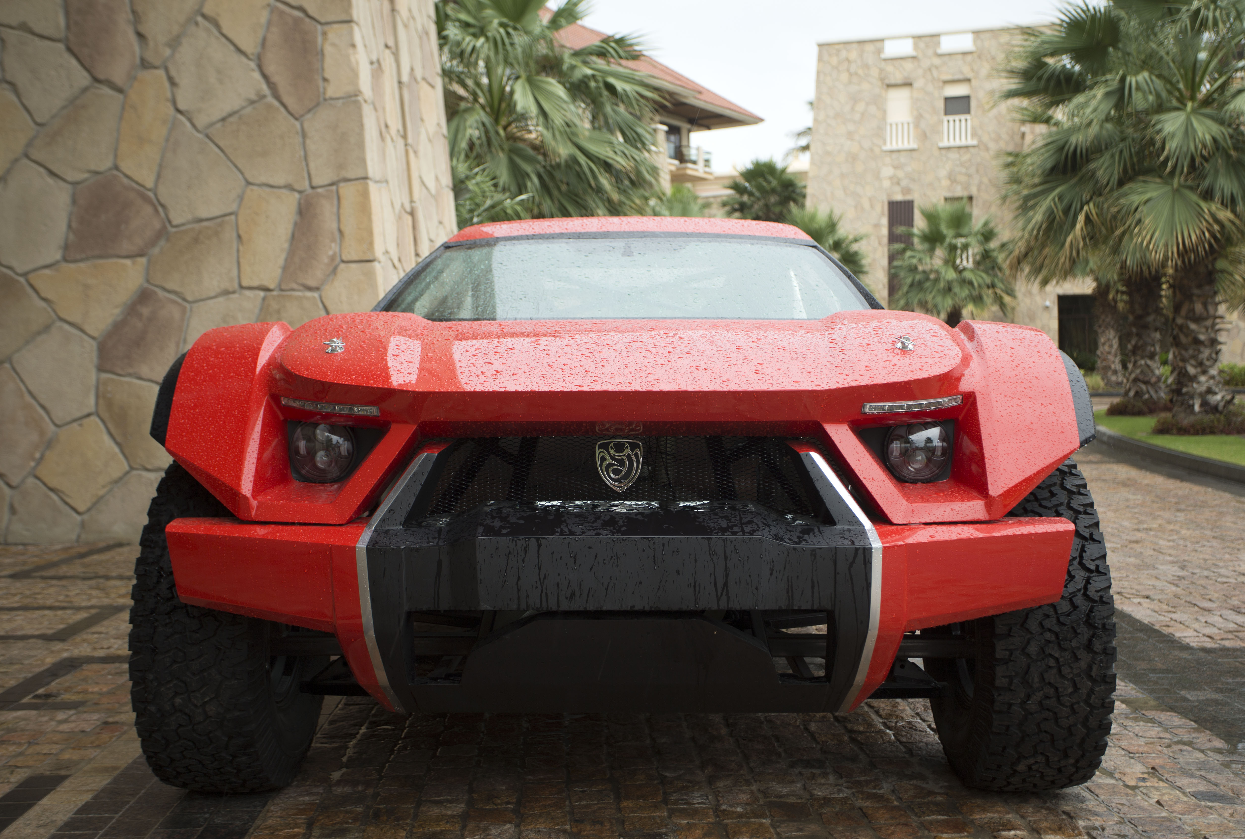 Open Road Mercedes >> EXCLUSIVE: First pictures of Zarooq Sand Racer built in the UAE - Photos - Sport360