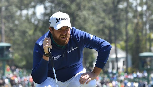 Decisions to make: Shane Lowry.
