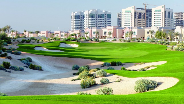 Dubai's Els Club will provide the perfect backdrop to the day's events.