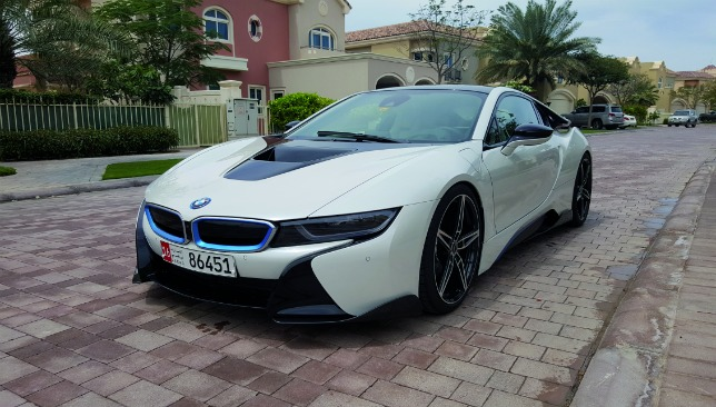 Car Of The Week April 15 Bmw I8 Ac Schnitzer Article Sport360