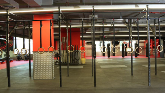 Fitness First's New XFit Studio.
