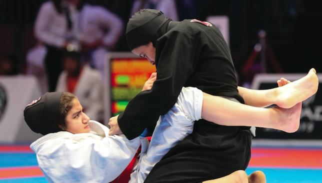 how to win jiu jitsu