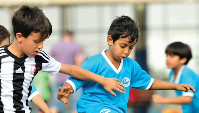 Ones to watch: Dubai's best young footballers will be competing this Friday.