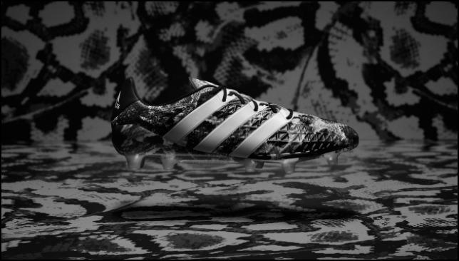 The Adidas ACE 16.