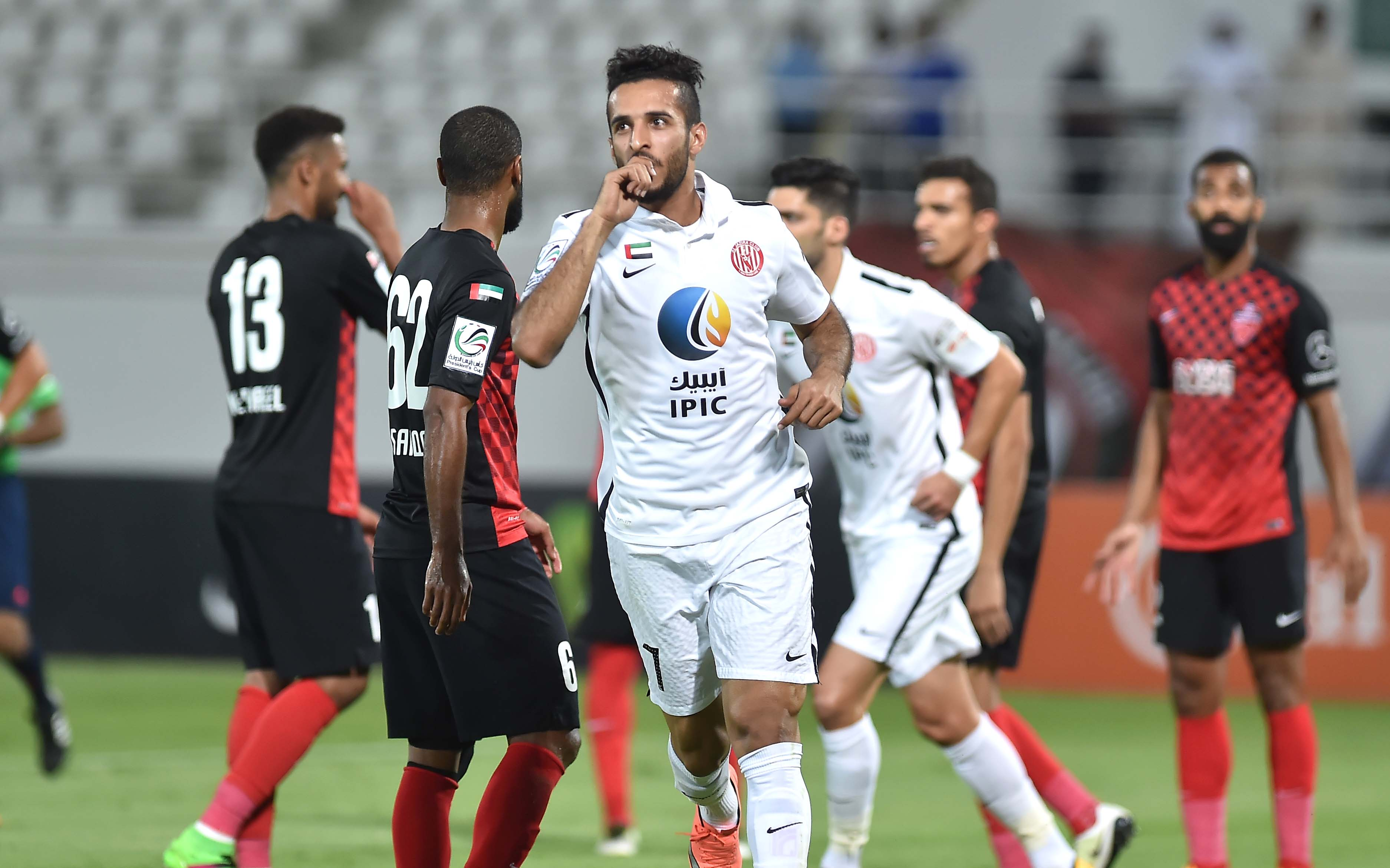 Ali Mabkhout Believes President S Cup Win Will See Al