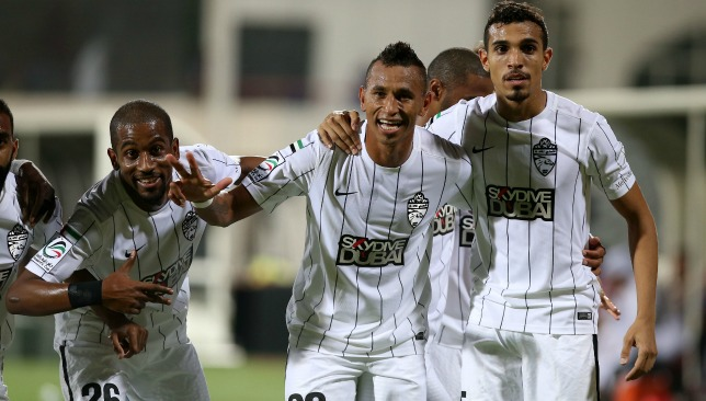 Off-field problems aside, Al Ahli are still winning matches.