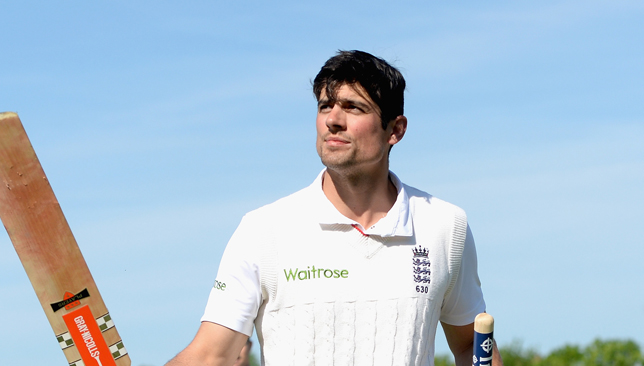 Alistair Cook is the only active player in the 10k club.