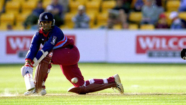 Kent CC still considers Dravid to be one of its own.
