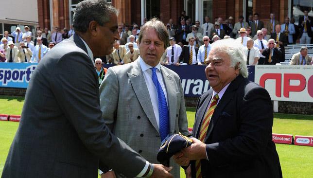 Engineer (R), India's original dashing wicket-keeper.