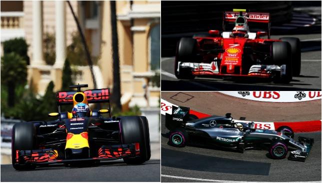 Sebastian Vettel fastest in final practice for Monaco Grand Prix