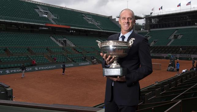 Roland Garros Chief Guy Forget Bemoans Lack Of Progress On