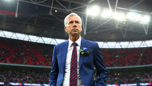Dirty Dancing: Alan Pardew.
