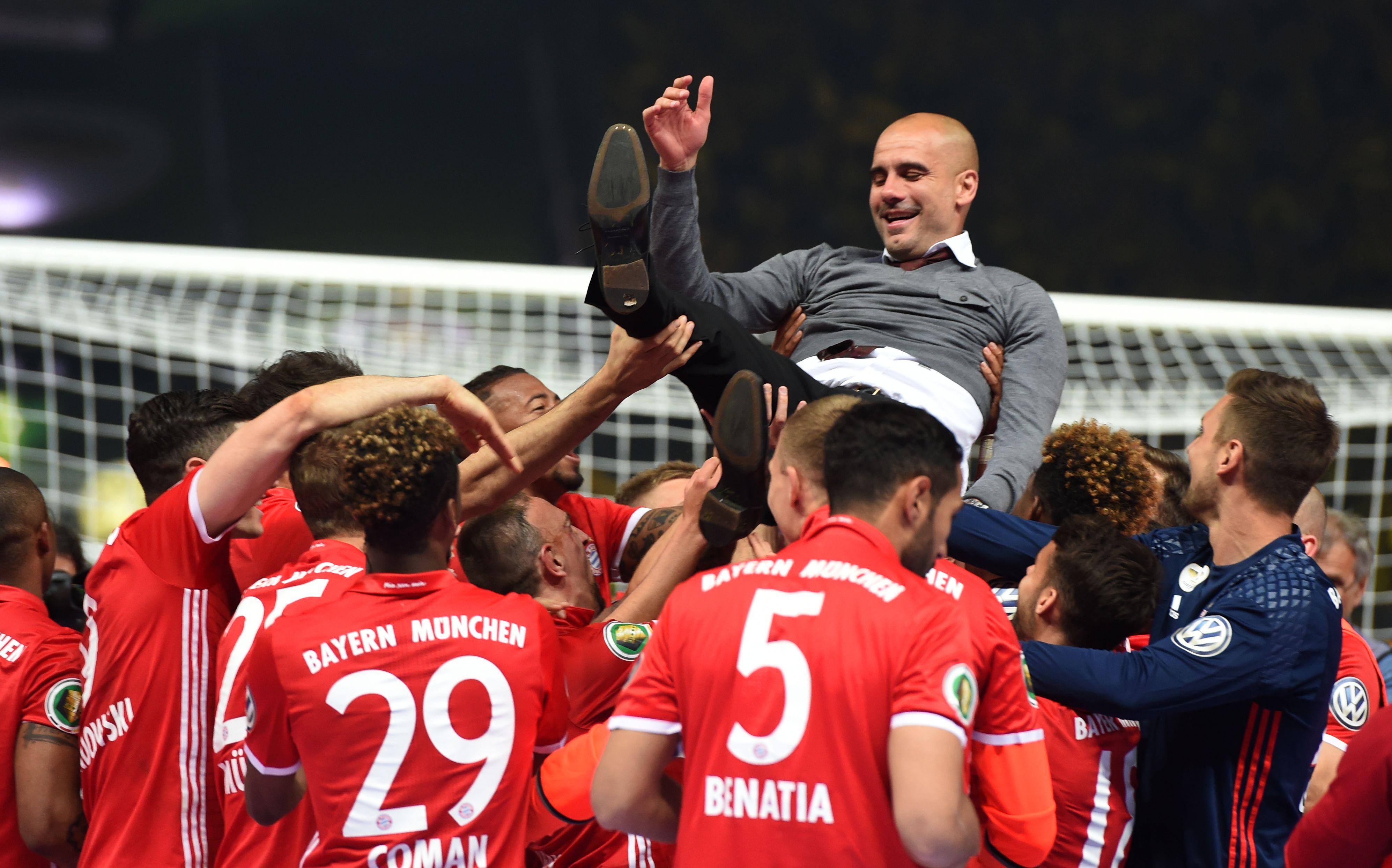 European cup finals round-up: Manchester United, Bayern Munich, PSG victorious - Photos - Sport360